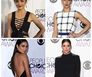 lucy hale, ashley benson, and pca image