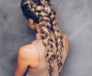 girls and hair goals image
