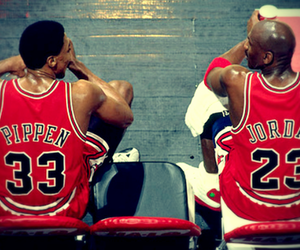 jordan, pippen, and 23 image