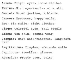 tumblr and zodiacs image