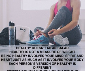 beautiful, fitness, and healthy image