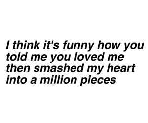 quote, sadness, and tumblr image