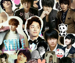 korean, yoon shi yoon, and k-actor image