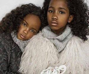 kids, beauty, and fashion image