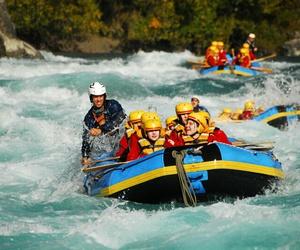 adventure, rafting, and amazing image