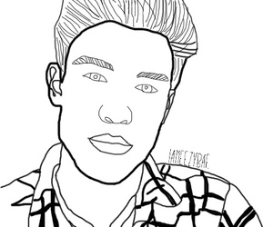 edit, outline, and shawn image