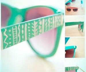 diy, sunglasses, and summer image