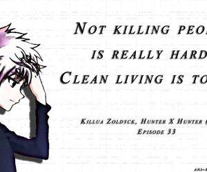 anime, artless, and hunter x hunter image