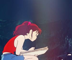 anime, female, and ghibli image