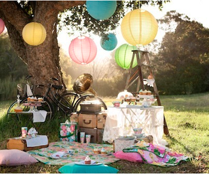 cool, picnic, and photo image