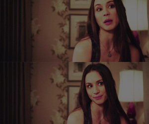 spencer hastings and pretty little liars image