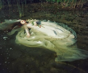water and ophelia image