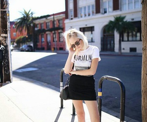 outfit inspiration, maddi bragg, and youtuber image