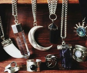 accessories, beautiful, and gem image