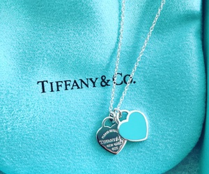 blue, necklace, and tiffany image