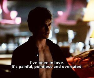 love, quote, and damon salvatore image