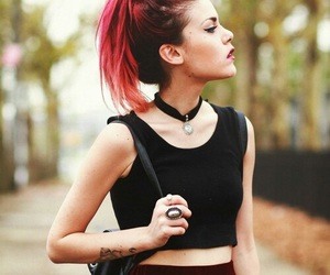 grunge, style, and clothes image