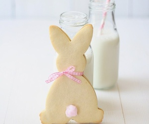 food, cute, and bunny image
