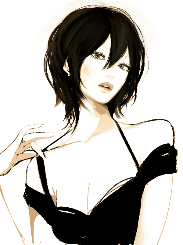 975 Images About Black Hair Anime Girl On We Heart It See More