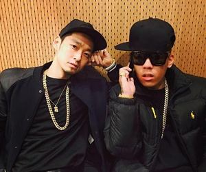 asian, boy, and hiphop image