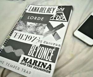 beyoncé, lorde, and music image