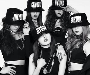 4minute, hyuna, and jihyun image