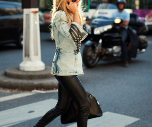 fashion, photography, and streetstyle image