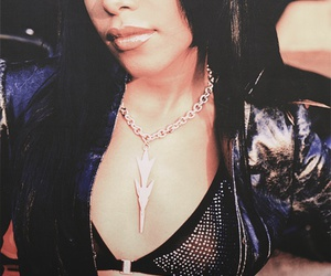 aaliyah, beauty, and rip image