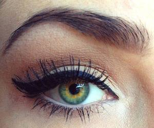 fashion, eyes, and beauty image