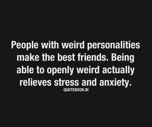 friendship, psychology, and quotes image