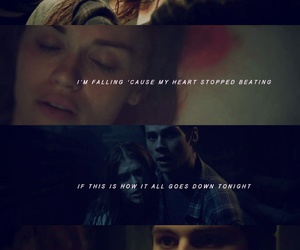 bring me back to life, stydia, and teen wolf 5b image