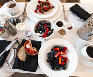 berries, delicious, and fruit image