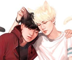 exo, tao, and exok image