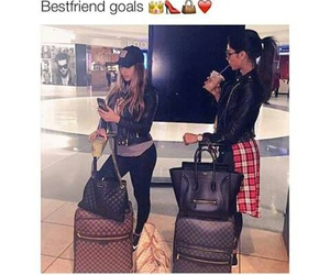 goals, friends, and travel image