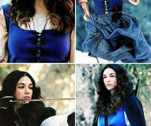 teen wolf, crystal reed, and 5b image