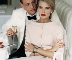 couple, fashion, and luxury image