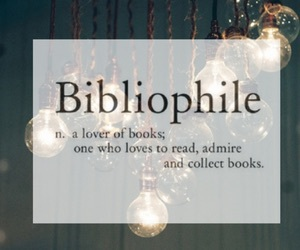 bibliophile, books, and definition image