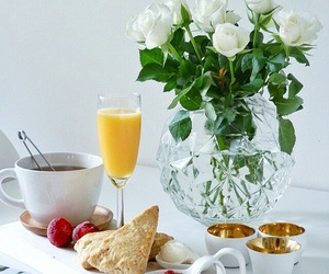 morning and food and drinks image