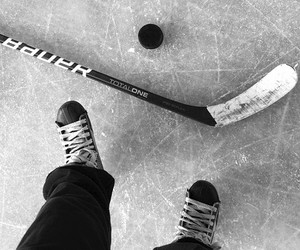 hockey, Ice Hockey, and ice image