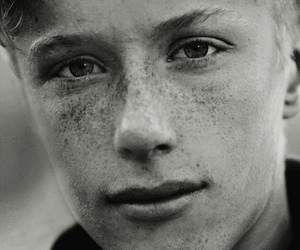 boy, freckles, and photography image