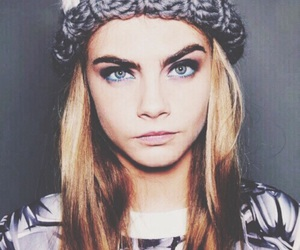 her, delevingne, and love image