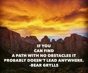 obstacles and a path image
