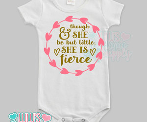 new baby gifts, custom baby clothes, and baby girl shirts image