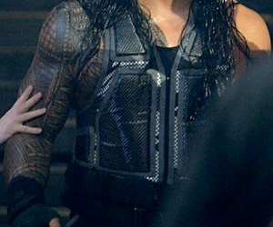 wwe, superstars, and roman reigns image