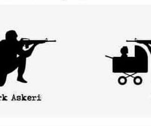 turkey, atatürk, and türkaskeri image