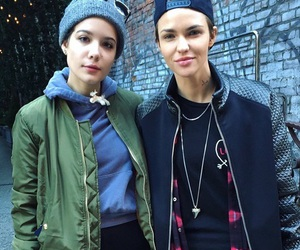 halsey and ruby rose image