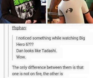 danisnotonfire, funny, and tumblr image