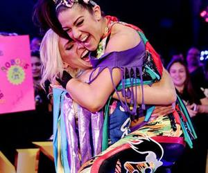 bayley, wwe, and charlotte flair image