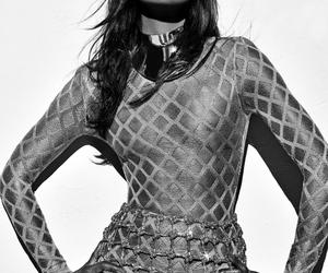 Naomi Campbell, Balmain, and supermodel image