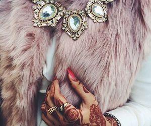 fashion, style, and henna image